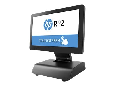 HP RP2 Model 2000 POS AIO Celeron J1900 2.0GHz 4GB 500GB 14.1 W10P64