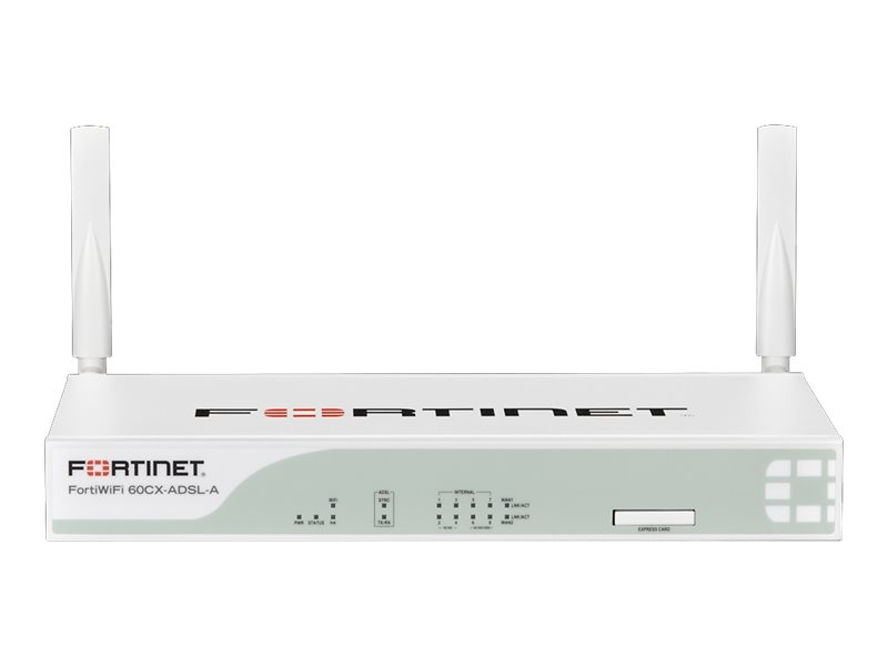 Fortinet Govt. FortiWiFi 60CX-ADSL-A