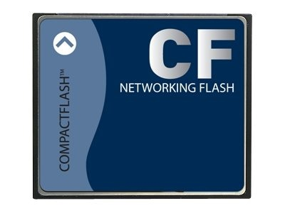 Axiom 128MB CompactFlash Memory Card, AXCS-1800-128CF, 9163199, Memory - Network Devices