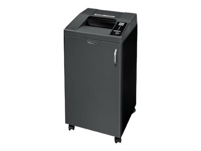 Fellowes Fortishred 3250S Strip-Cut Shredder, 26.5 Gallon Bin, 27-30 Sheet Capacity, Black