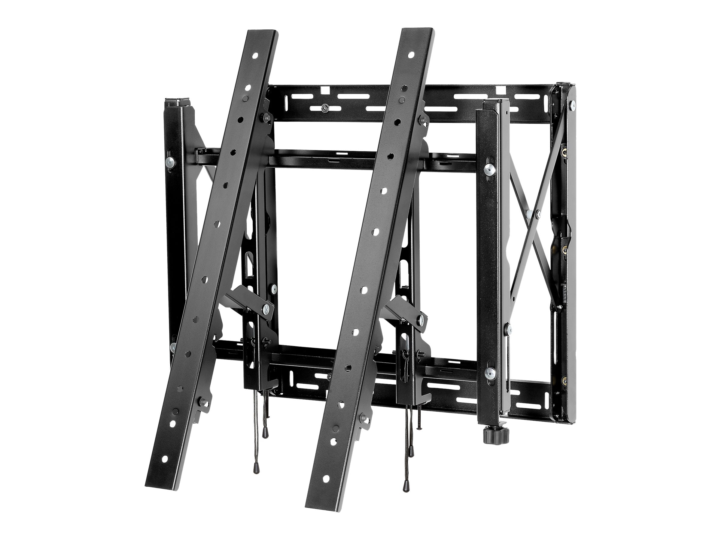 Peerless Portrait SmartMount Full-Service Video Wall Mount for 42-65 Display, DS-VW765-POR
