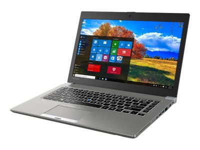 Toshiba Tecra Z40-C1420 Core i7-6600U 2.6GHz 8GB 500GBac GNIC BT FR WC 4C 14 HD W7P-W10P, PT463U-01D009, 31443701, Notebooks