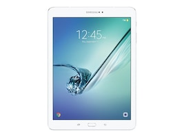 Samsung Tab S2 9.7 32GB Android, White, SM-T813NZWEXAR, 31955475, Tablets