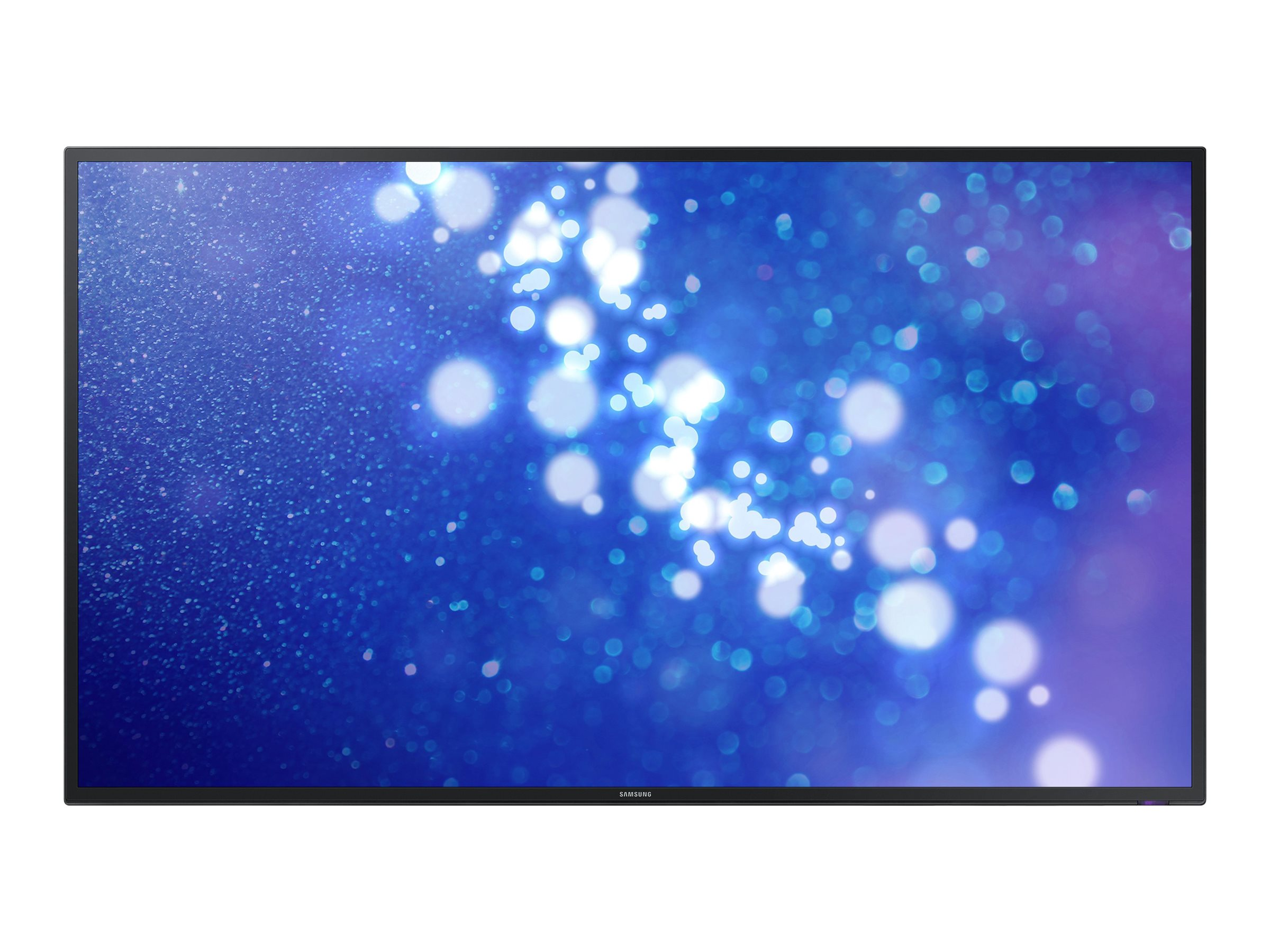 Samsung 65 DM-E Full HD LED-LCD Display, Black, DM65E