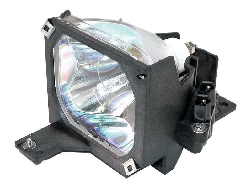 Ereplacements Front projector lamp for Epson EMP-50C, Epson EMP-70C, PowerLite 50c, PowerLite 70c, ELPLP13ER, 8596321, Projector Lamps