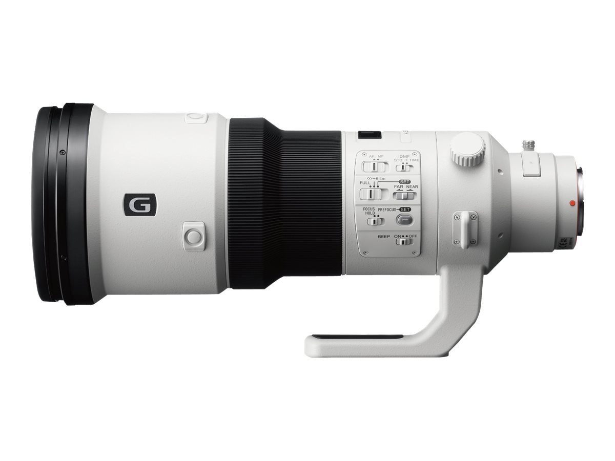 Sony 500mm f 4.0 Super Telephoto Lens, SAL500F40G