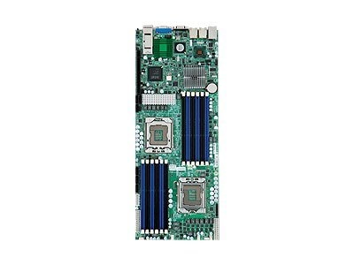 Supermicro Motherboard, Intel 5520, Dual Xeon, Proprietary, Max 192GB DDR3, PCIEX16, 2GBE, Video, SATA, IPMI, X8DTT-IBQF-B, 11518420, Motherboards