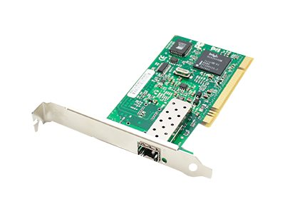ACP-EP 100Mbs Single Open SFP Port PCI NIC, ADD-PCI-1SFP-FX