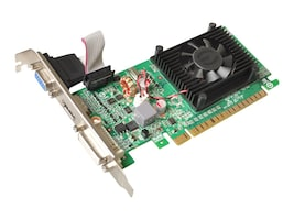 eVGA GeForce 210 PCIe 2.0 Graphics Card, 1GB DDR3, 01G-P3-1312-LR, 12167246, Graphics/Video Accelerators