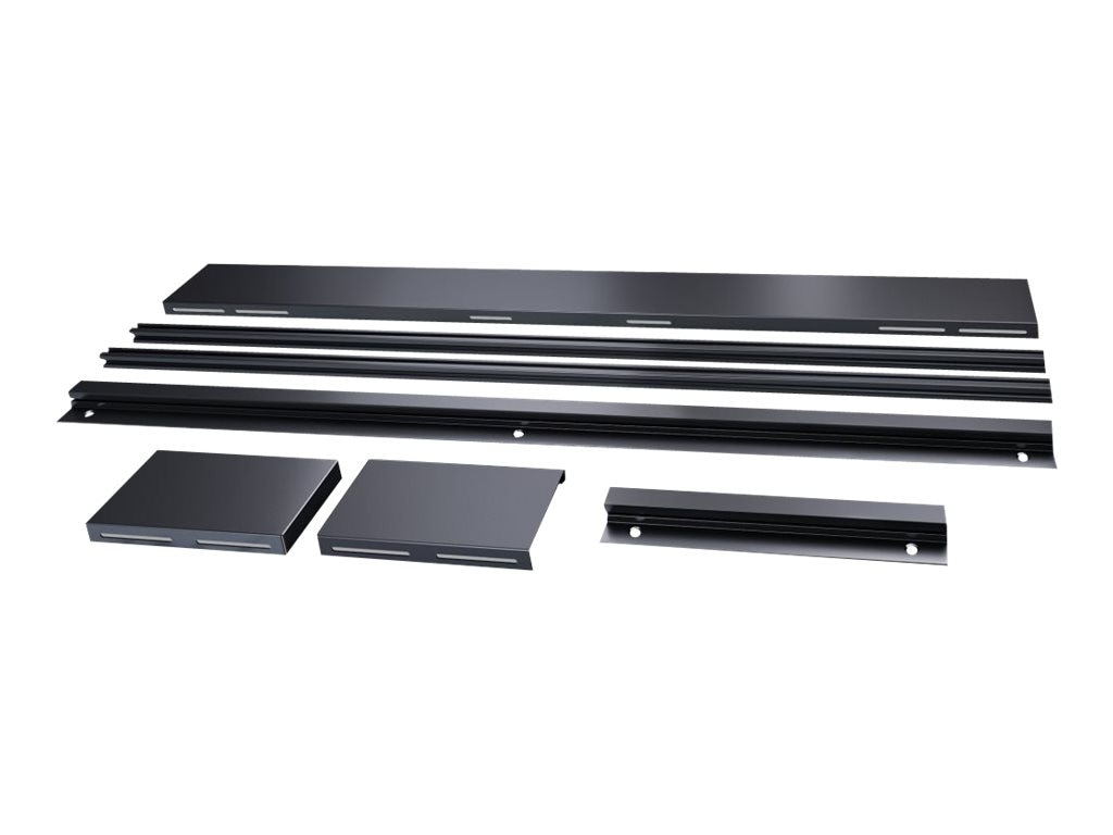 APC Curtain Door Mounting Rail, 1500 - 1800mm (60 - 72) Aisle Width, ACDC2411, 16003994, Rack Cooling Systems