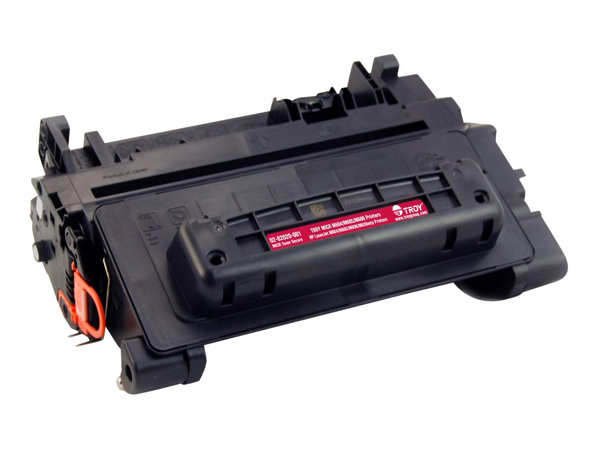 Troy High Yield UV MICR Toner Cartridge for M605 M606