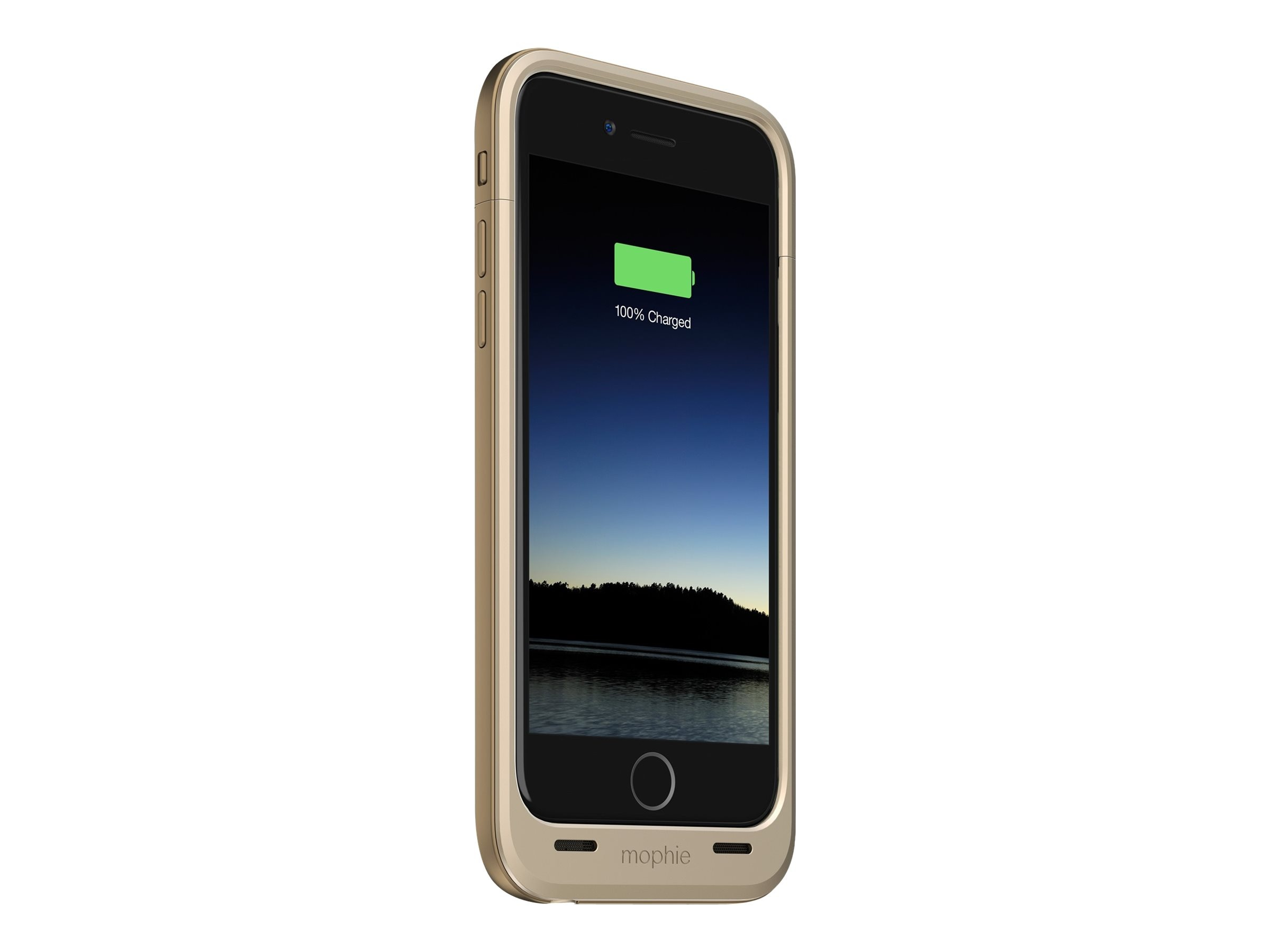 Mophie Juice Pack Plus 3300mAh for Apple iPhone 6 6s, Gold, 3073_JPP-IP6-GLD