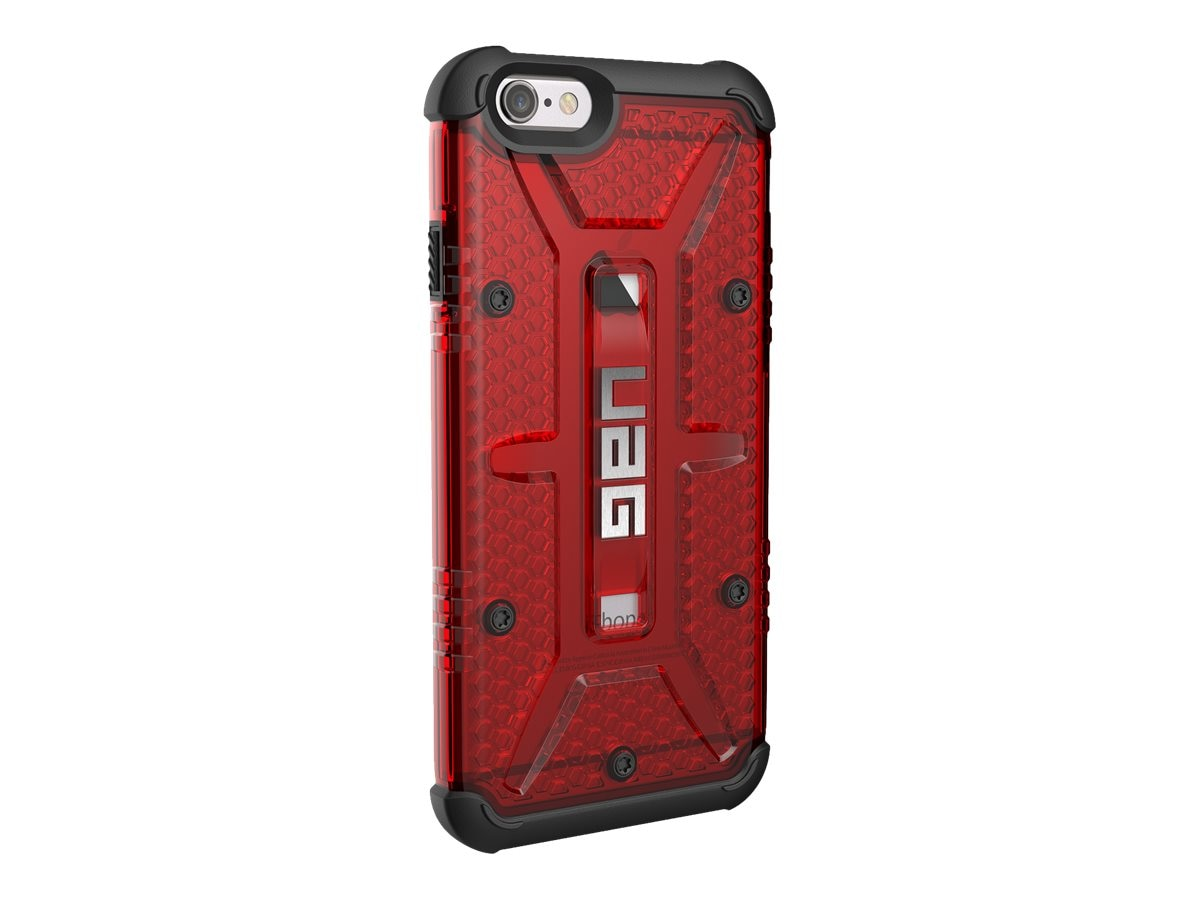 Urban Armor Case for iPhone 6 6S, Magma, UAG-IPH6/6S-MGM-VP