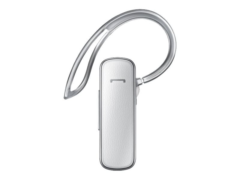 Samsung MG900 Bluetooth Headset - White, EO-MG900BWUSTA, 30947650, Headsets (w/ microphone)