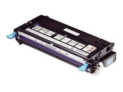 Dell Cyan Toner Cartridge for 3130CN Printers, 330-1194, 12695831, Toner and Imaging Components