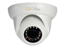 Digital Peripheral Solutions 720P HD Dome Camera, White, QCA7202D, 30858286, Cameras - Security