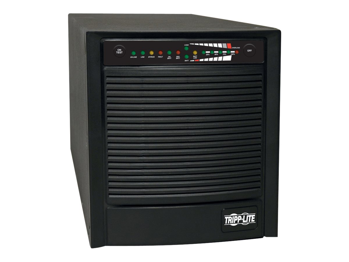 Tripp Lite SmartOnline 2200VA 120V Expandable Tower UPS System, SU2200XLA, 7937242, Battery Backup/UPS