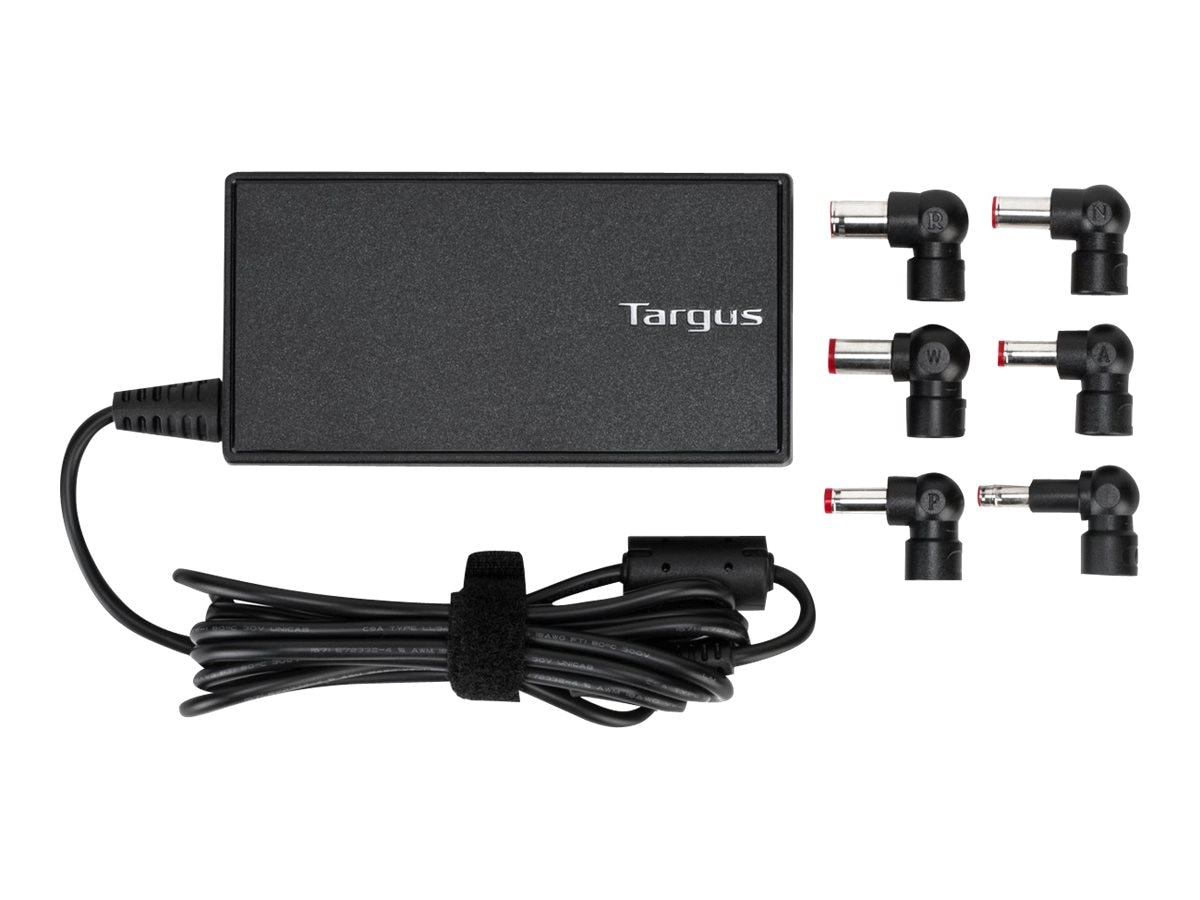 Targus 90W AC Semi-Slim Laptop Charger, APA50US