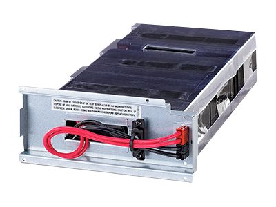 CyberPower UPS Replacement Battery Cartridge, (3) 12V 9Ah SLA Batteries, Reusable Packaging, RB1290X3L