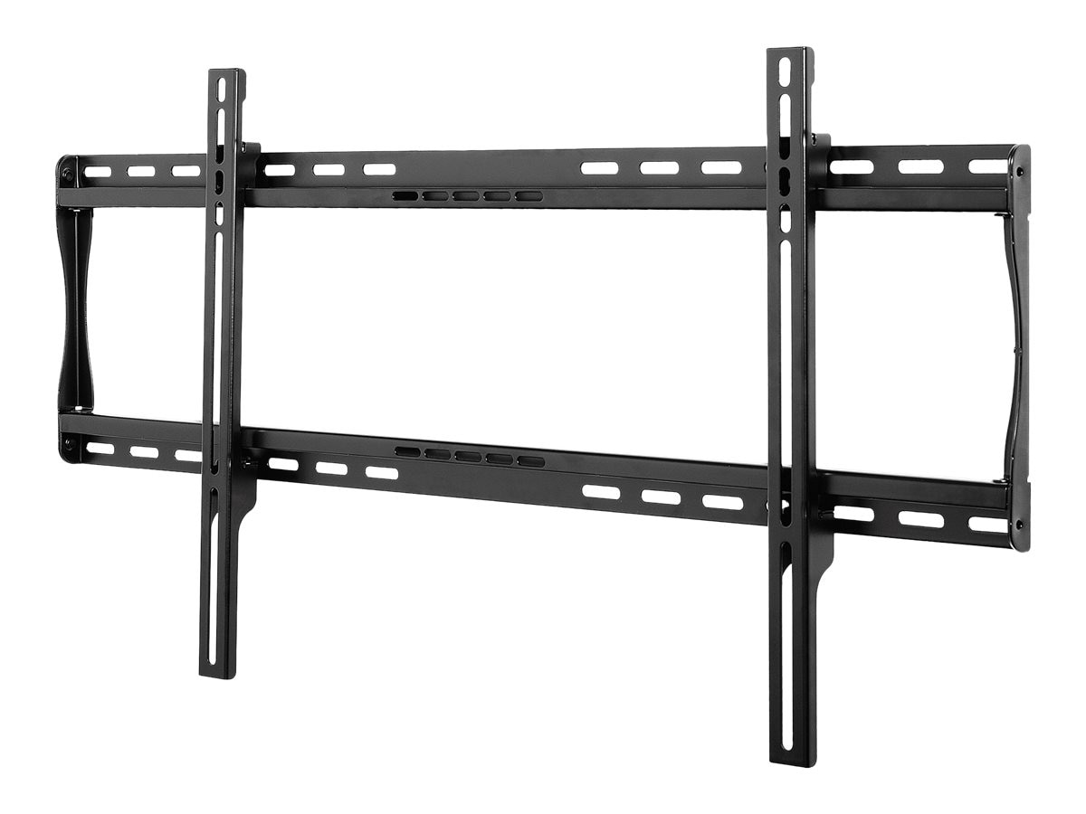 Peerless SmartMount Universal Flat Wall Mount for 39-80 Flat Panel Displays, Black