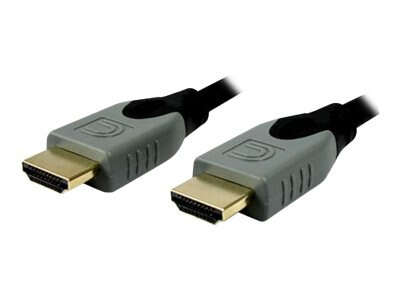 Comprehensive High Speed HDMI Cable with Ethernet, 6ft, HD-HD-6EST