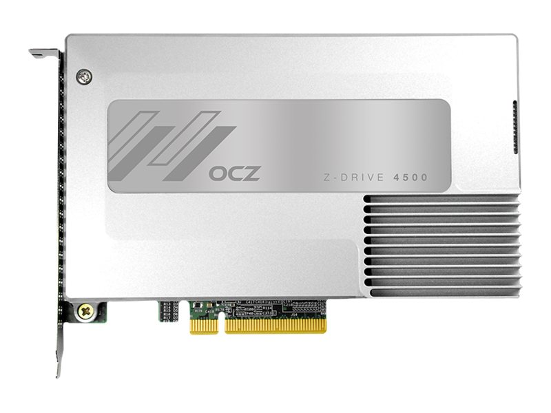OCZ 1.6TB Z-Drive 4500 Series PCIe Enterprise MLC Solid State Drive, ZD4RPFC8MT310-1600, 16976884, Solid State Drives - Internal