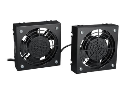 Tripp Lite 2-Fan Kit for Wall Mount Roof, SRFANWM