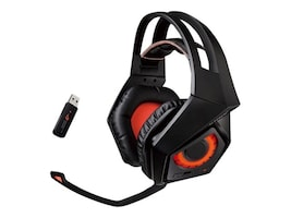 Asus ROG Gaming 2.4GHz Headset, ROG STRIX WIRELESS, 32565727, Headsets (w/ microphone)