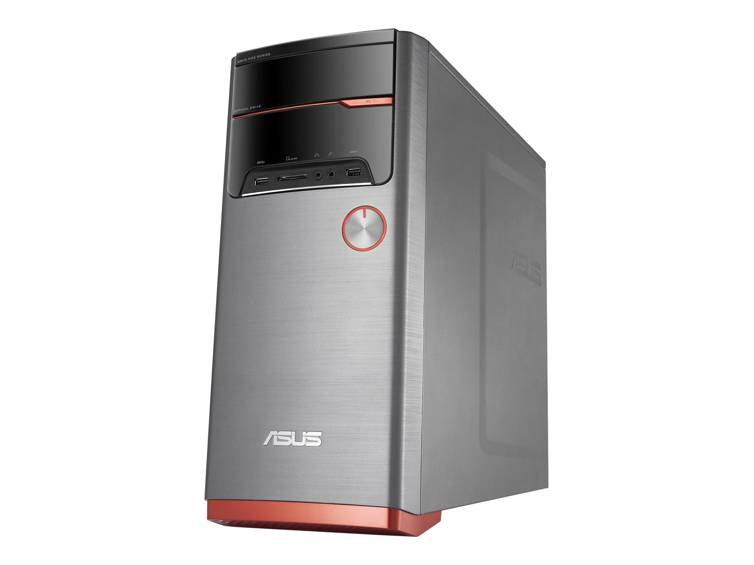 Asus M32AD-US004T Desktop Core i3-4160 3.6GHz 4GB 1TB W10, M32AD-US004T