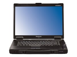 Scratch & Dent Panasonic Toughbook 52 Core i5 2.8GHz 4GB 500GB DVD+R WLS 15.4 W7, CF-52VAABY1M, 31758375, Notebooks