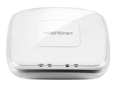 TRENDnet AC1200 Dual Band PoE Access Point, TEW-821DAP