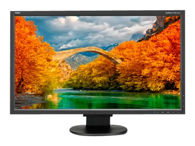 NEC 27 EA274WMI-BK LED-LCD Monitor, Black, EA274WMI-BK, 16549639, Monitors - LED-LCD