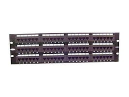 Belkin 96-port 10BaseT Patch Panel for 568A wiring, F4P338-96-AB5, 210794, Patch Panels