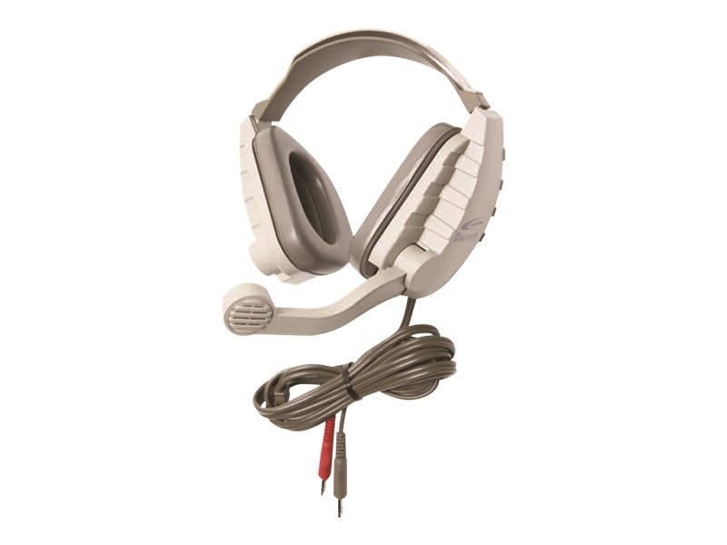 Ergoguys Discovery Binaural Headsets via ErgoGuys (10-pack), DS8V-10L
