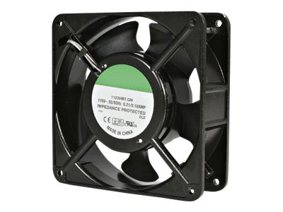 StarTech.com 12cm AC Fan Kit for Server Rack Cabinet, ACFANKIT12