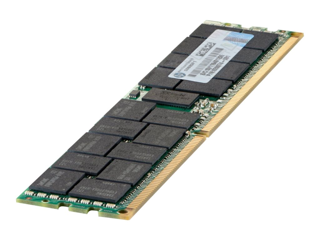 HPE SmartMemory 2GB PC3L-10600 DDR3 SDRAM Module for Select BladeServer & ProLiant Systems, 647905-B21, 13754338, Memory