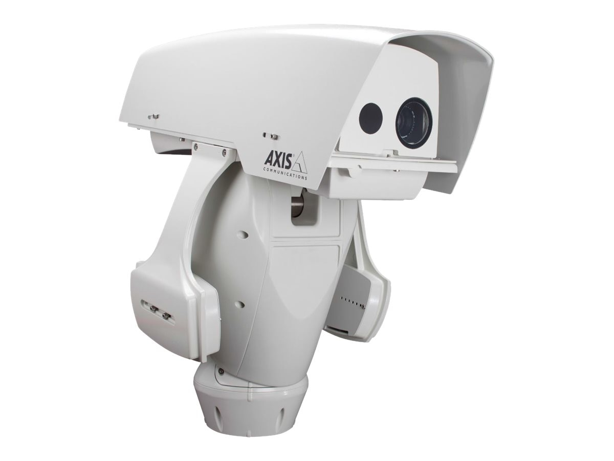 Axis Q8721-E 35MM Dual PTZ Network Camera