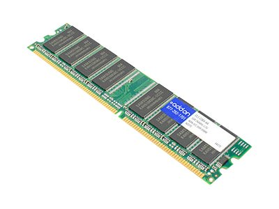 ACP-EP 1GB PC2100 184-pin DDR SDRAM DIMM for Select Dimension, Optiplex Models