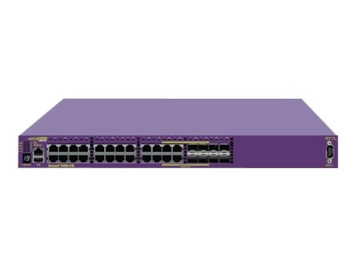 Extreme Networks Summit X460-24Pt. PoE Switch, Requires Power Cord, 16403, 12150727, Network Switches