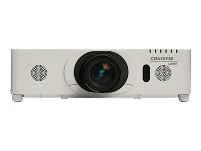 Open Box Christie LW401 3LCD Projector, 4000 Lumens, White, 121-012104-01