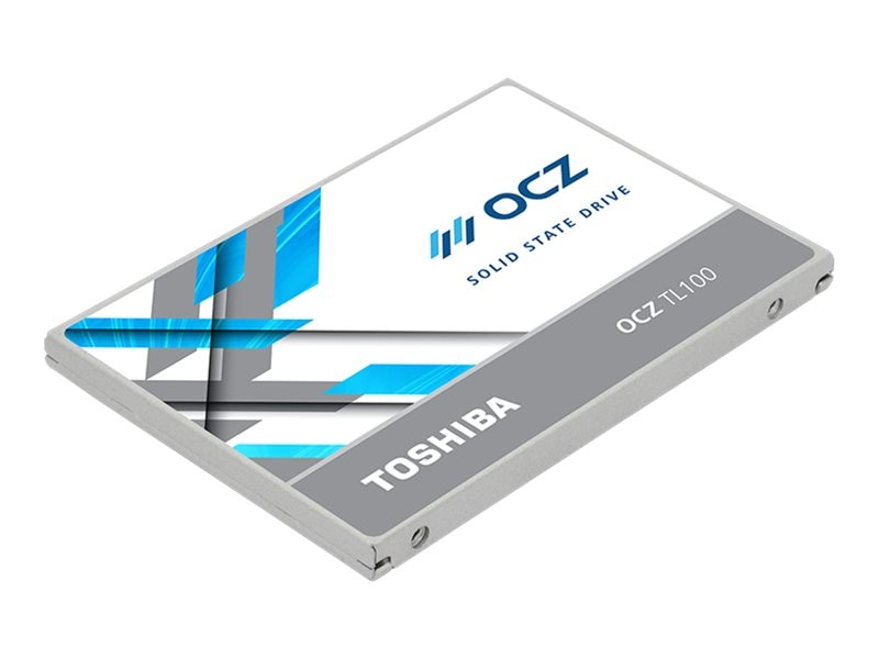 Toshiba 120GB OCZ TL100 Series SATA 6Gb s TLC 2.5 7mm Internal Solid State Drive, TL100-25SAT3-120G