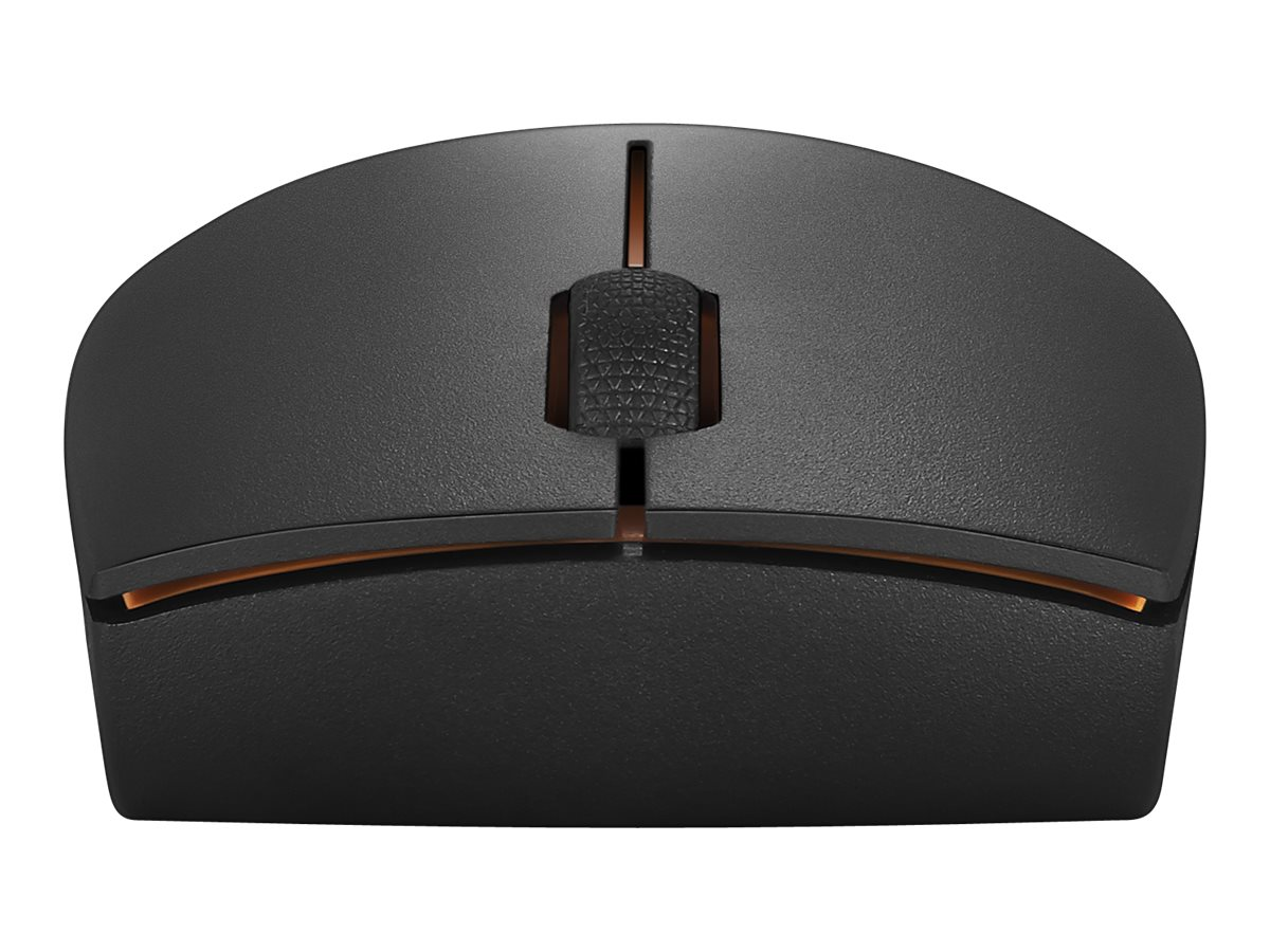 Lenovo 300 Wireless Compact Mouse, Black, GX30K79402