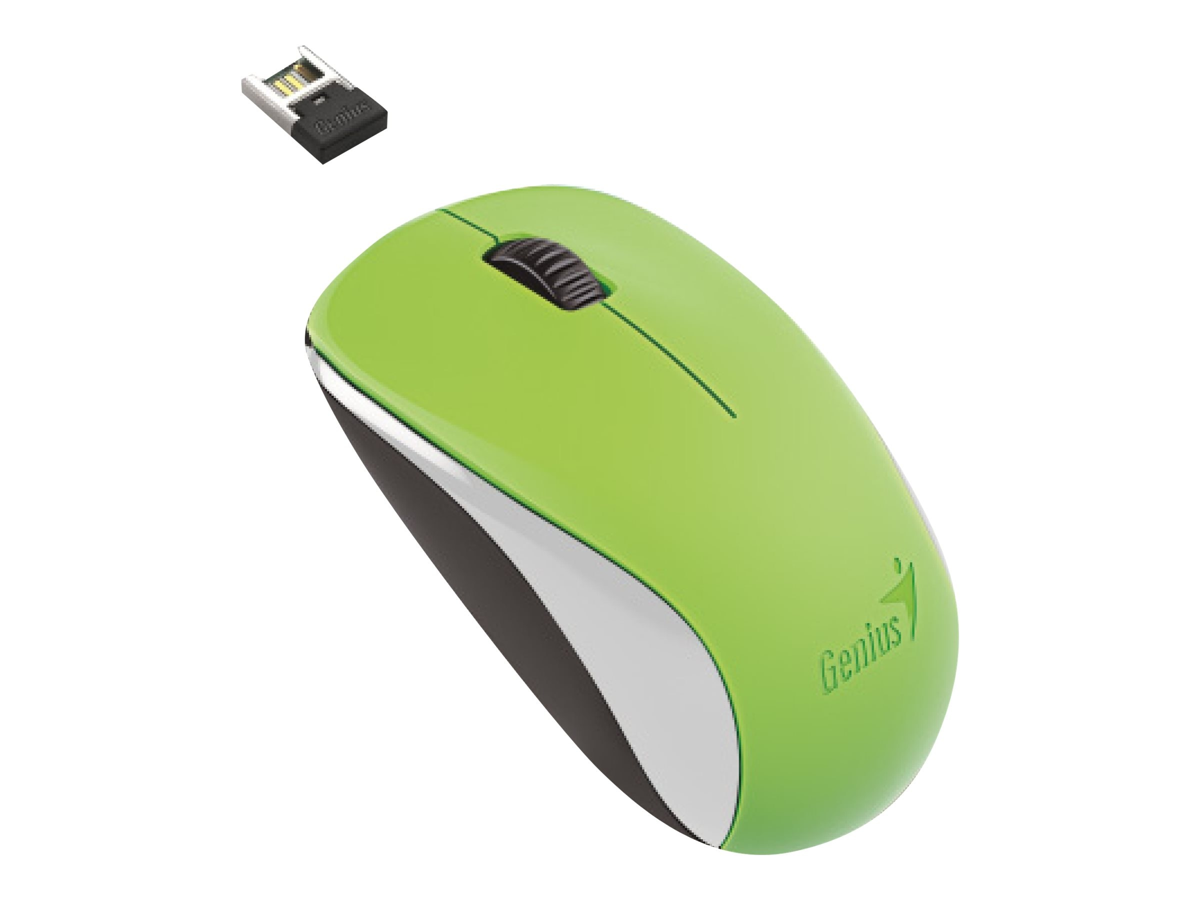 Kye NX 7000 Wireless Mouse, Spring Green, 31030109111