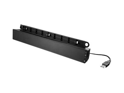 Lenovo USB Soundbar, 0A36190, 14049243, Speakers - Audio