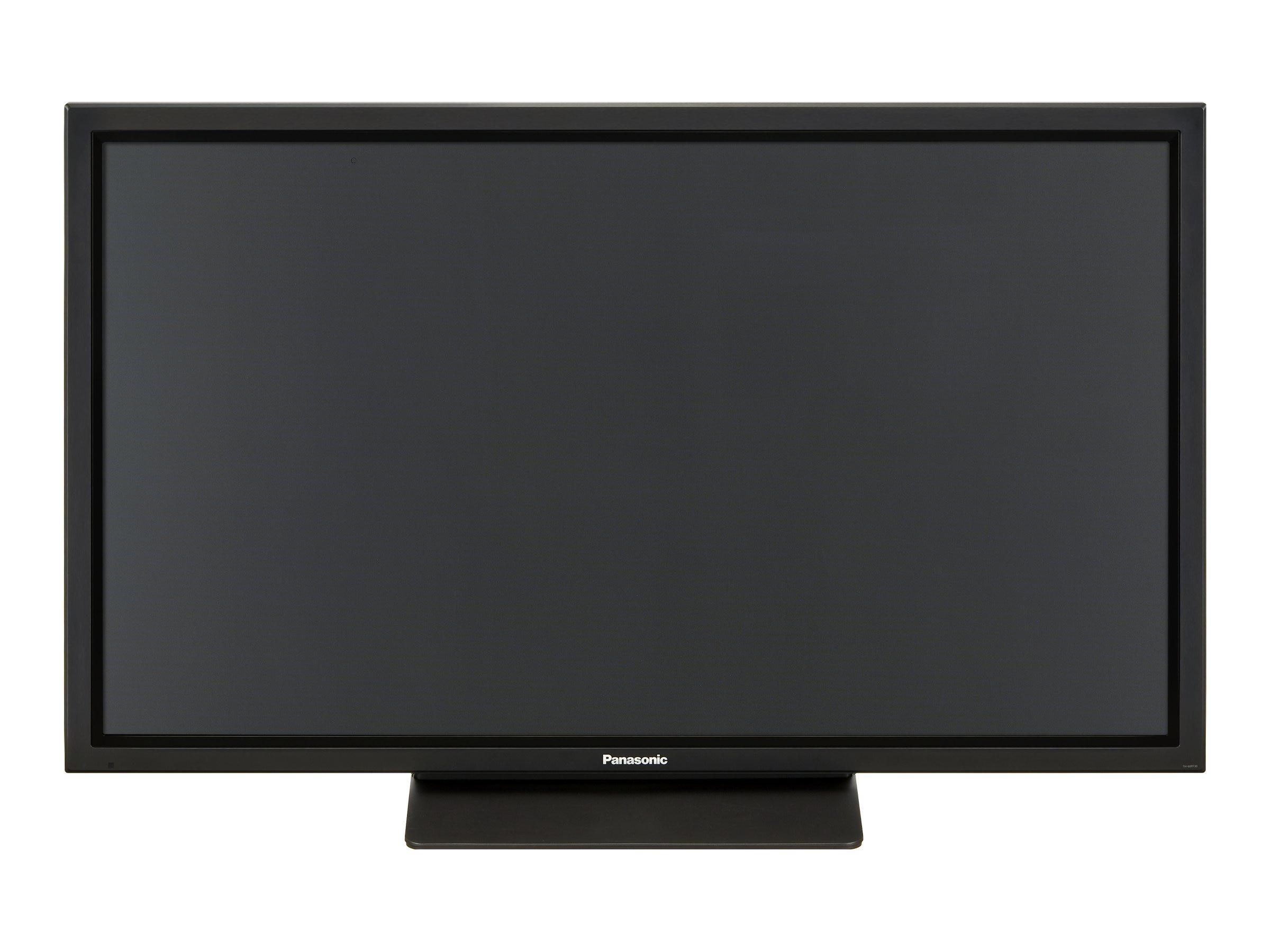 Panasonic 60 PF30U 3D-Ready Plasma Display, 1080p, Black, TH60PF30U, 13017354, Monitors - Large-Format Plasma