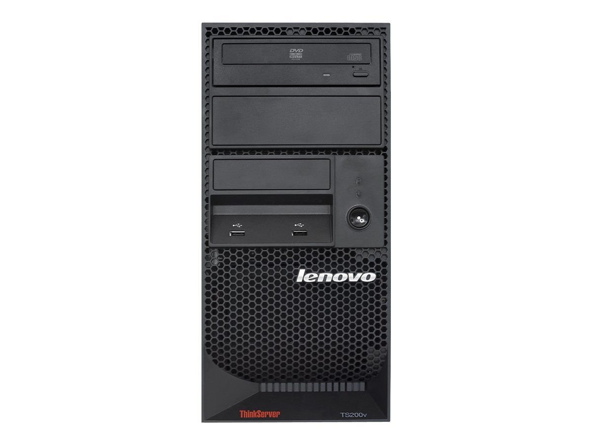 Lenovo TopSeller ThinkServer TS200v Intel 3.2GHz Core i5, 09811BU, 11794061, Servers