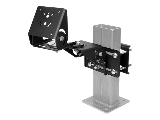 Gamber-Johnson Dual Clam Shell and Large Plate Forklift Mount