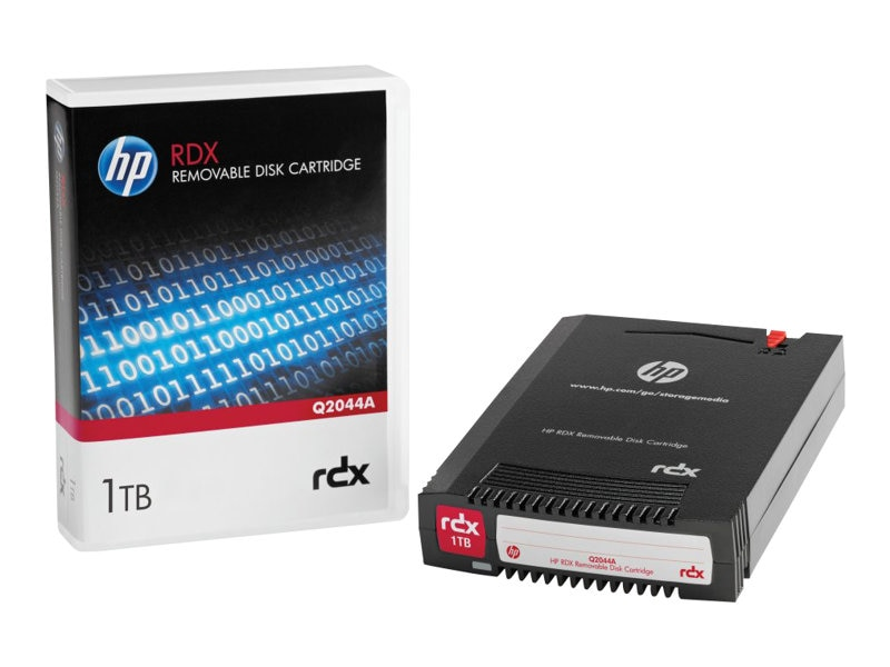 HPE RDX 1TB Removable Disk Cartidge