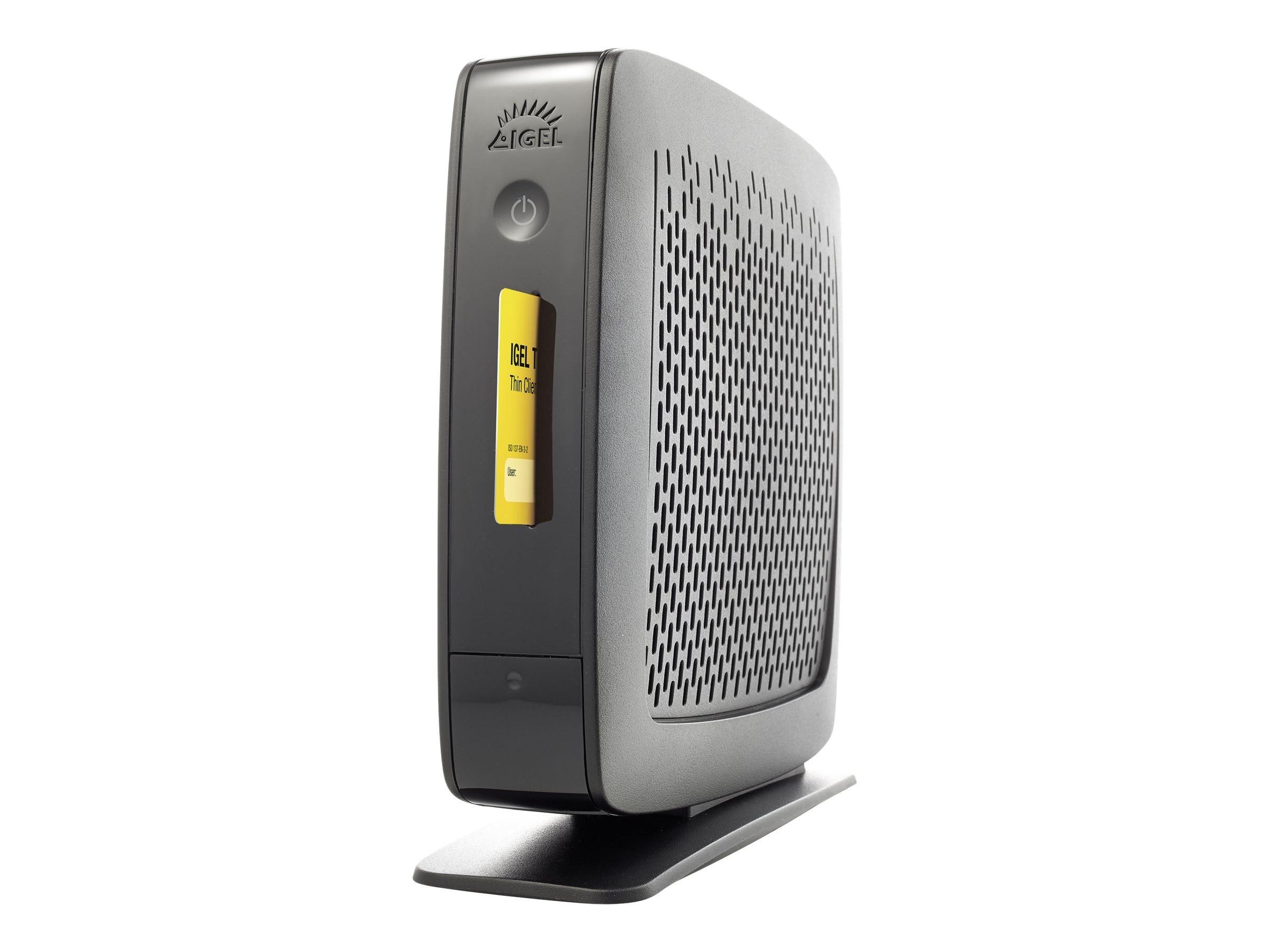 IGEL UD3 Universal Desktop Thin Client VIA Eden X2 1.0GHz 2GB RAM 4GB Flash GbE WES7