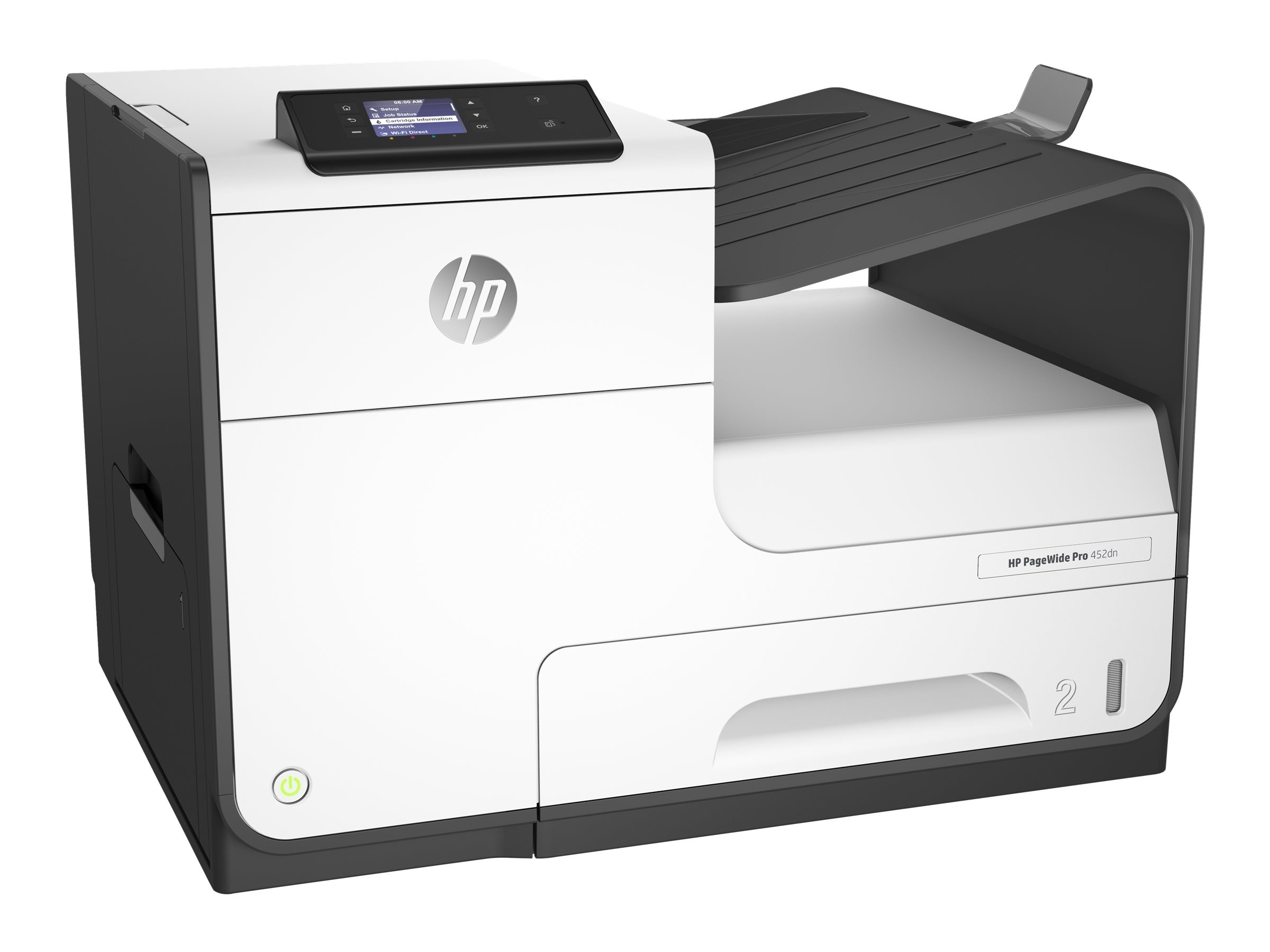 HP PageWide Pro 452dn Printer (VPA), D3Q15A#B1H